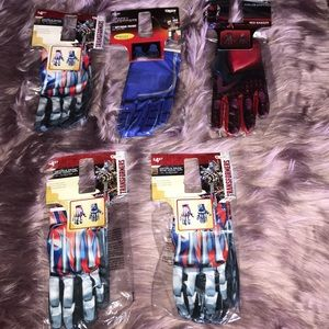 Other - 🆕5 Costume Gloves